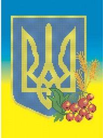 Рисунок на ткани для вышивки бисером Символика, , 35.00грн., СКМ-14, Княгиня Ольга, Украина
