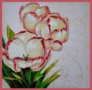 Набор для вышивки бисером Цветочный винтаж - 2