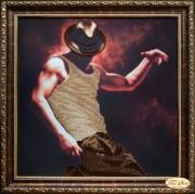 Набор для вышивки бисером Огонь