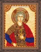 Набор для вышивки бисером Святой Георгий