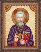 Набор для вышивки бисером Святой Леонид