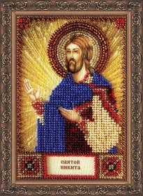 Набор для вышивки бисером Святой Никита Абрис Арт ААМ-035 - 121.00грн.