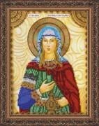 Набор для вышивки бисером Святая Фотиния (Светлана)