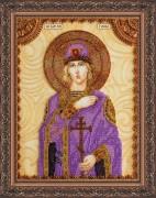 Набор для вышивки бисером Святой Глеб