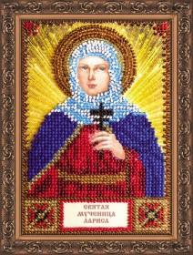 Набор для вышивки бисером Святая Лариса Абрис Арт ААМ-017 - 121.00грн.
