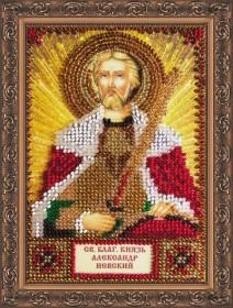 Набор для вышивки бисером Святой Александр Абрис Арт ААМ-019 - 121.00грн.