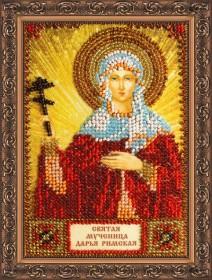 Набор для вышивки бисером Святая Дарья Абрис Арт ААМ-020 - 121.00грн.