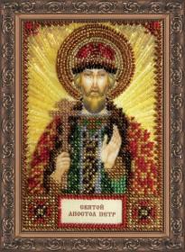 Набор для вышивки бисером Святой Пётр Абрис Арт ААМ-025 - 121.00грн.
