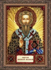 Набор для вышивки бисером Святой Василий Абрис Арт ААМ-026 - 121.00грн.