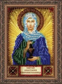 Набор для вышивки бисером Святая Анастасия Абрис Арт ААМ-029 - 121.00грн.