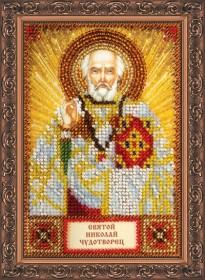 Набор для вышивки бисером Святой Николай Абрис Арт ААМ-047 - 121.00грн.