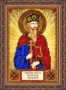 Набор для вышивки бисером Святой Вячеслав