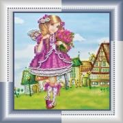 Набор для вышивки бисером Алиса