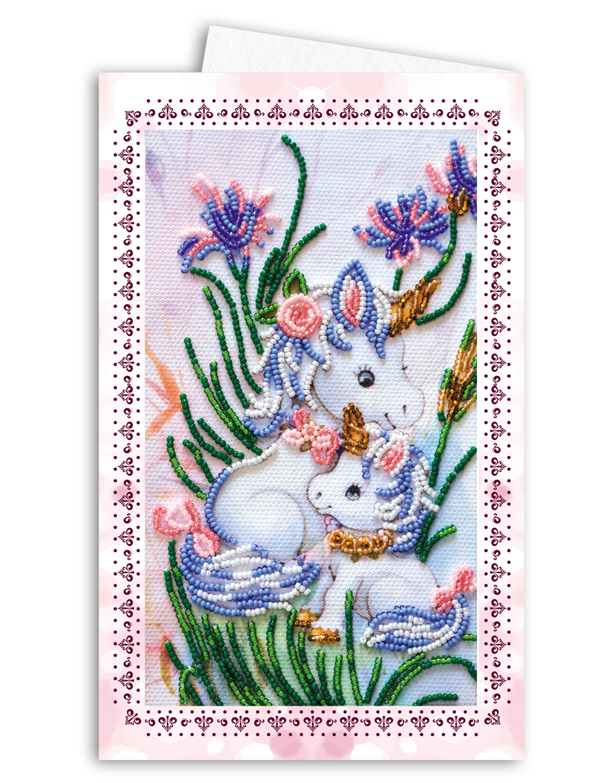 Вышивки открытки